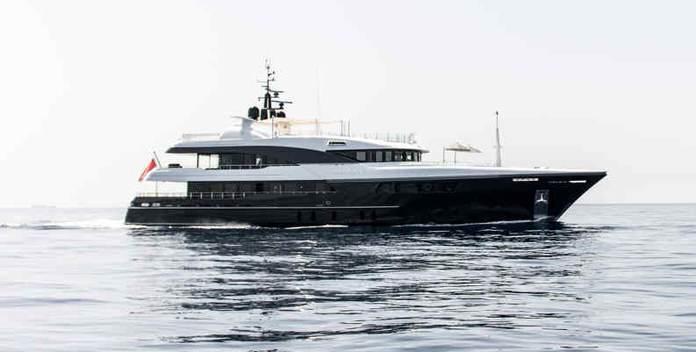 Amadeus I yacht charter Timmerman Yachts Motor Yacht