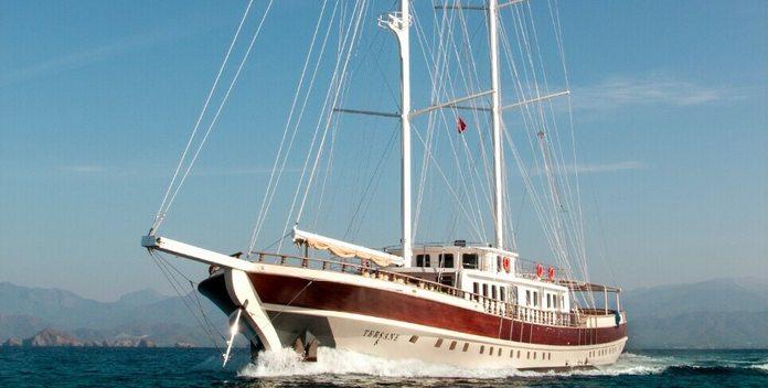 Tersane 8 yacht charter Custom Motor/Sailer Yacht