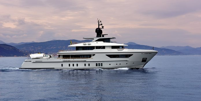 X yacht charter Sanlorenzo Motor Yacht