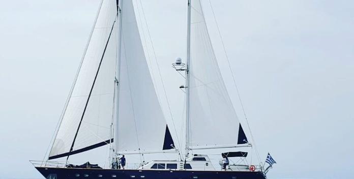 Spirit L yacht charter CCYD Sail Yacht