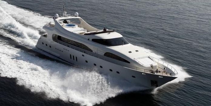 Grace Kelly yacht charter Mengi-Yay Motor Yacht