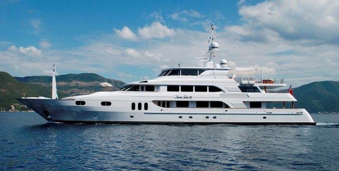 Keri Lee III yacht charter Trinity Yachts Motor Yacht