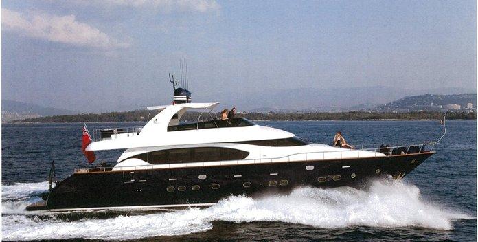 Asha yacht charter Fipa - Maiora Motor Yacht