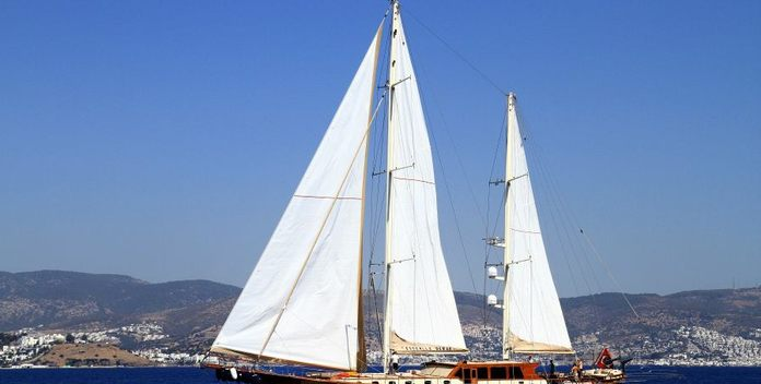 Estrella De Mar yacht charter Bodrum Shipyard Motor/Sailer Yacht