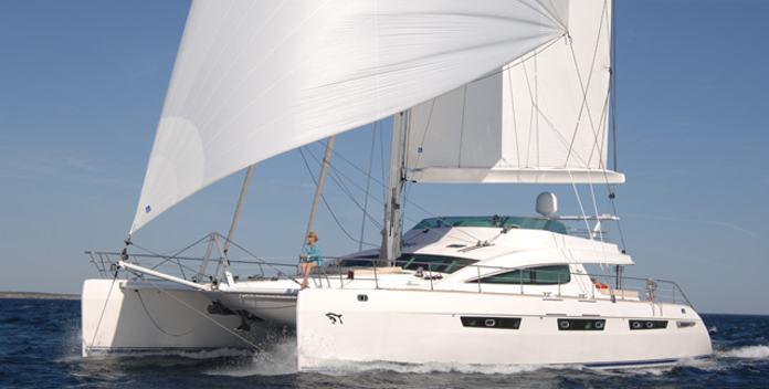 Matau yacht charter Privilege Yard Motor/Sailer Yacht