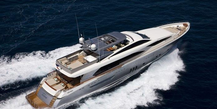 Apmonia yacht charter Couach Motor Yacht