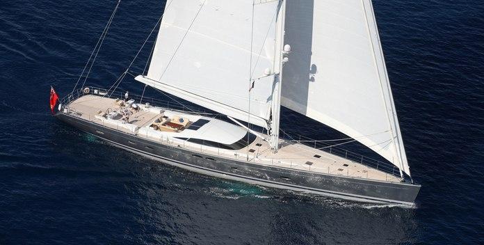 Mirasol yacht charter Holland Jachtbouw Sail Yacht