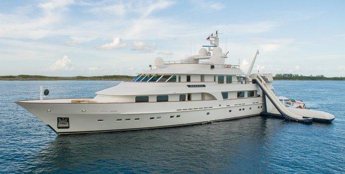 Big Easy yacht charter Hakvoort Motor Yacht
