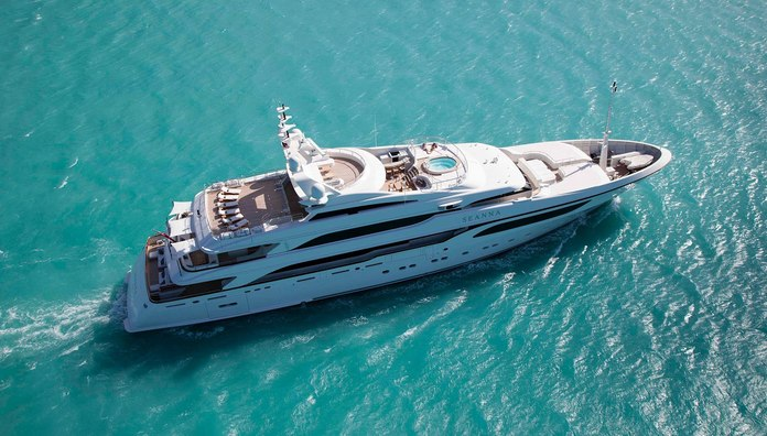 SEANNA Yacht Review