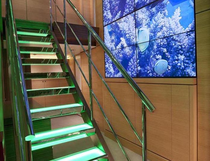 Main Deck Stairs