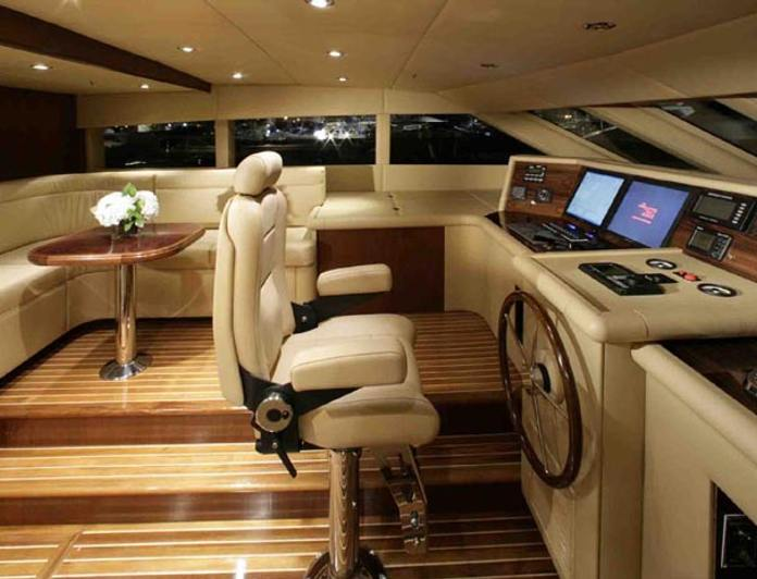 Pilothouse - Side View