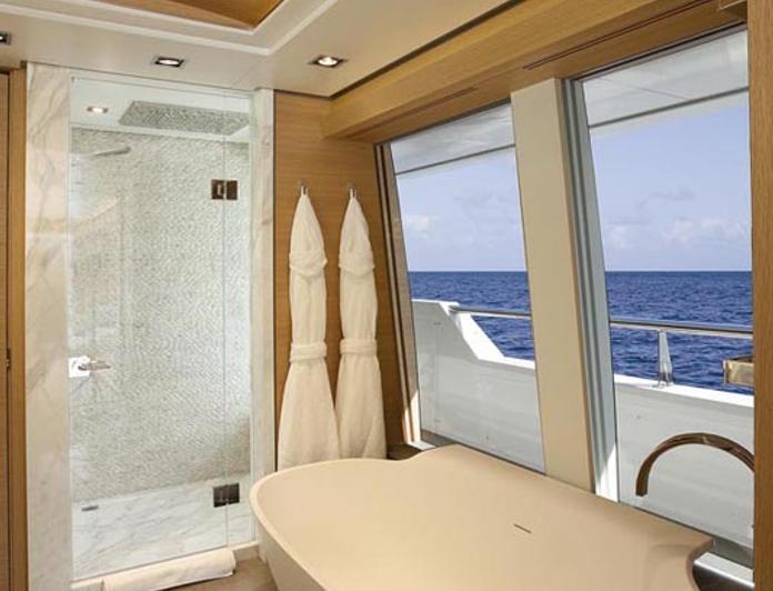 Master Bathroom - View