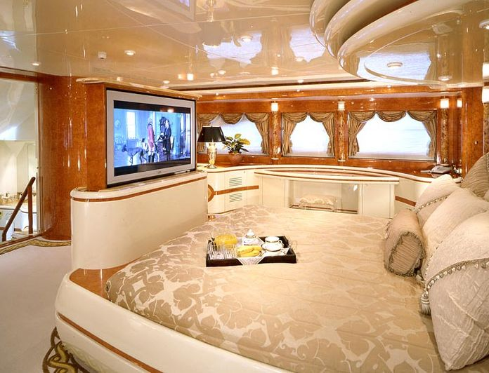 Master Stateroom - Screen