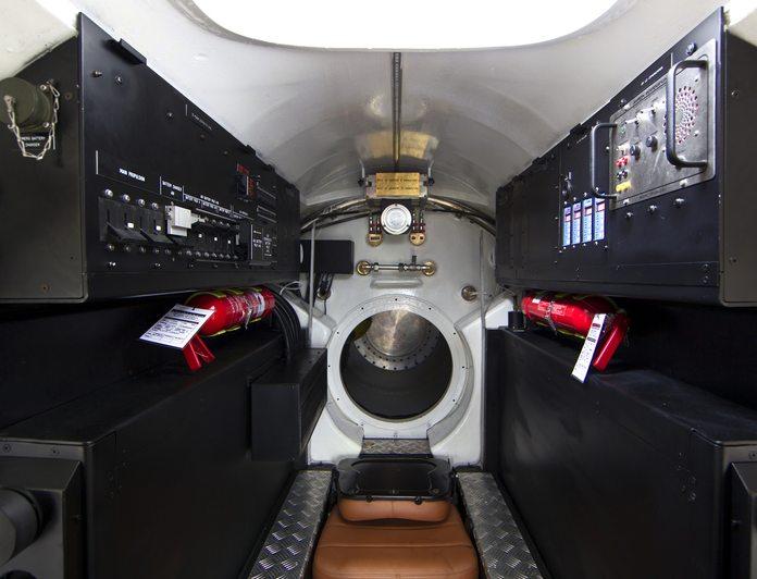 Submarine Instruments