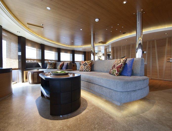 Observation Lounge - Lounger