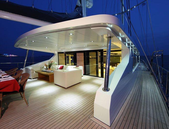 Deck - Night