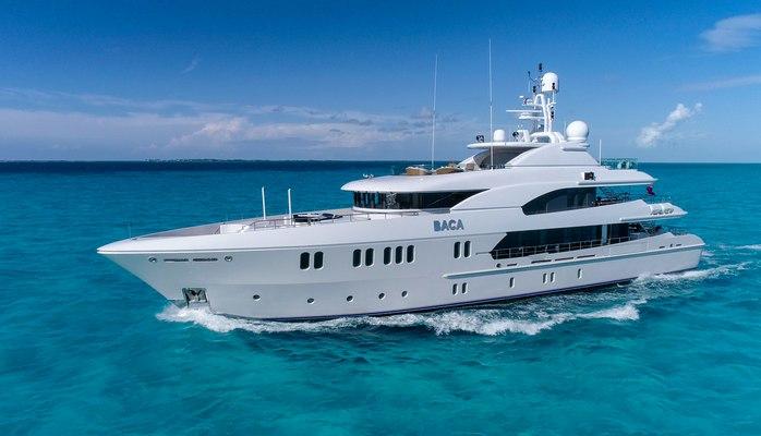 Baca Charter Yacht