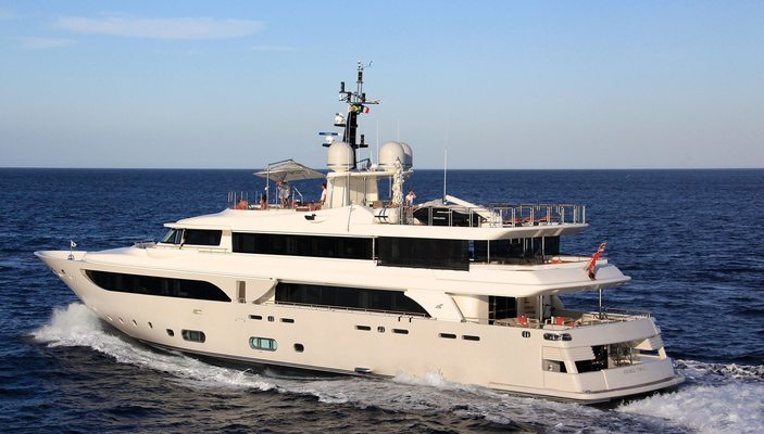 Avant Garde 2 Yacht
