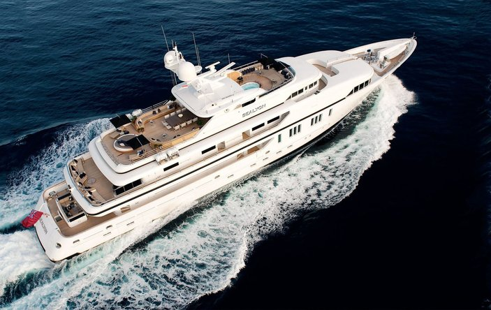 M/Y SEALYON offers 10 days for 7 on South of France yacht charters.