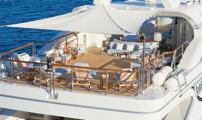 M/Y LATITUDE rejoins the charter fleet