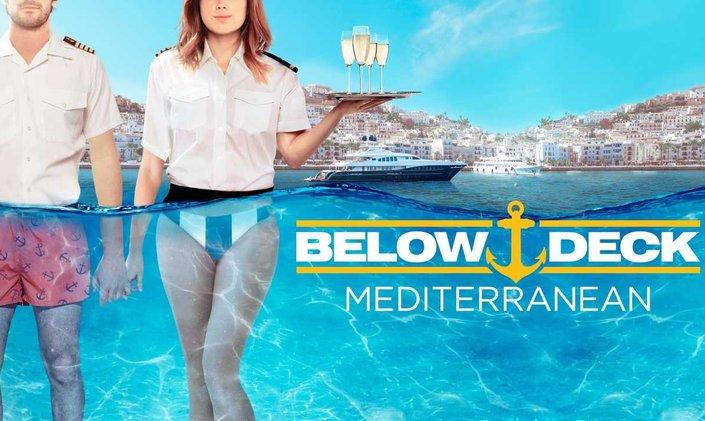 Below Deck Mediterranean season 6 in Croatia onboard yacht LADY MICHELLE