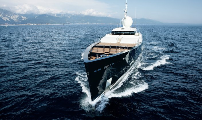 M/Y 'Galileo G' to charter in Central America and Caribbean