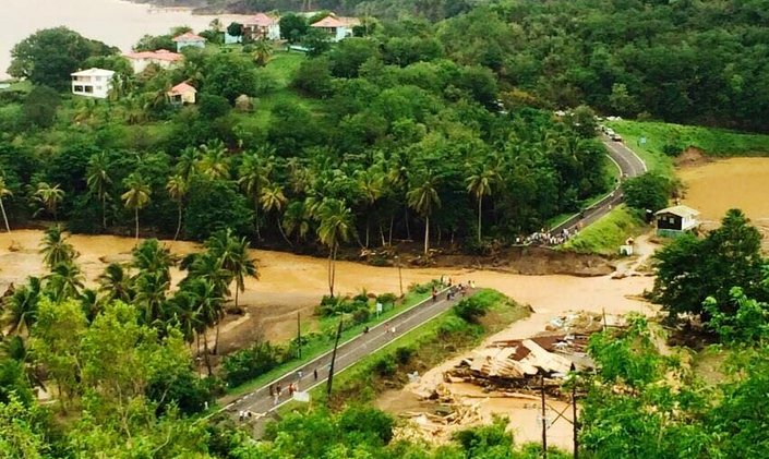 Superyacht Community Called to Help Dominica