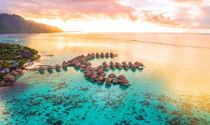 Tahiti yacht charters available at a reduced price with 60m M/Y  DREAM