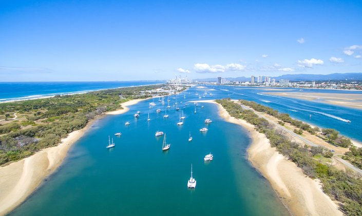 New legislation will allow foreign-flagged superyachts to charter in Australia