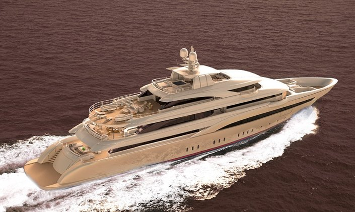 M/Y 'O'Pari 3' Available for 2015 Greece Charters