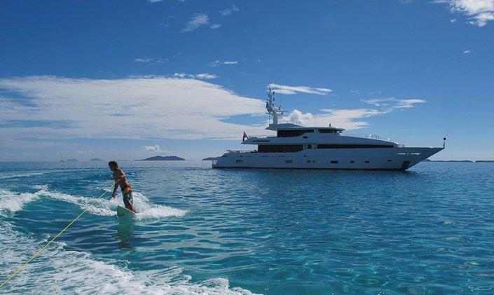 Discover New Caledonia On Board M/Y 'Masteka 2'