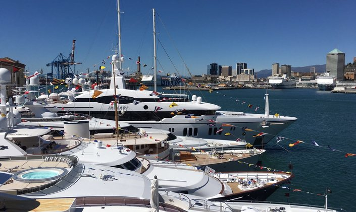 Superyachts Impress At MYBA Charter Show 2016