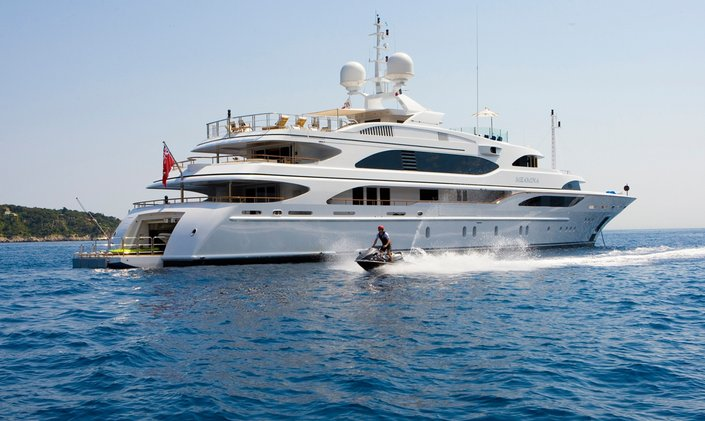 MEAMINA Available in the Adriatic