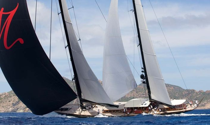 Newport Bucket 2014 to Include Superb Line-Up of Charter Yachts