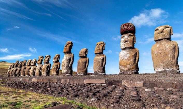 Adventure to Easter Island Aboard M/Y 'Plan B'
