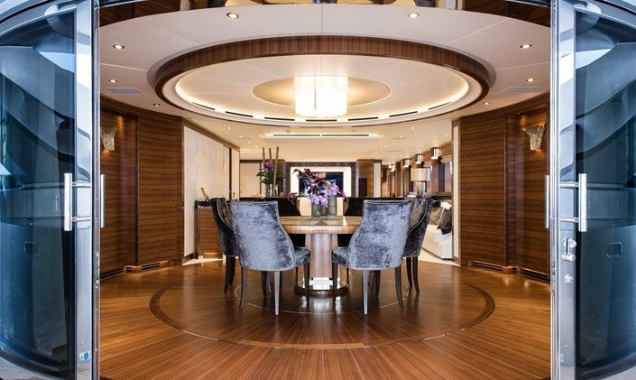 M/Y 'Silver Wind' Offers Special Rate For 2017