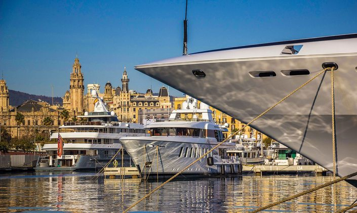 The Superyacht Show 2019 continues in fine form