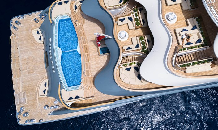 2019 Review: An exceptional year for the luxury yacht charter market