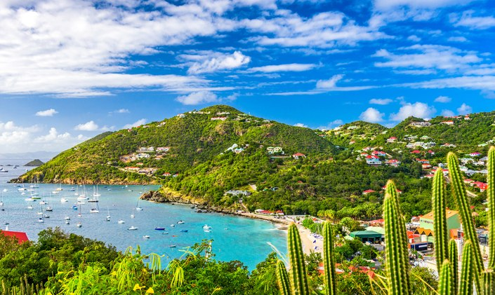 St Barts Music Festival Yacht Charter