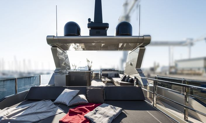 Technomar M/Y SHADOW joins the charter fleet