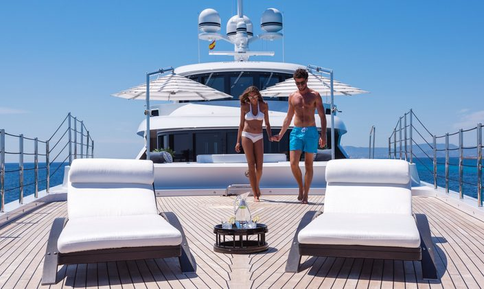 Mediterranean yacht charter special: Benetti M/Y 11/11 announces discount