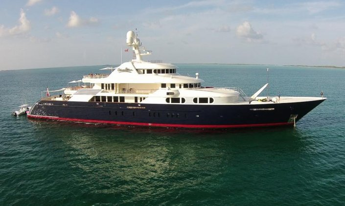 M/Y 'Cocao Bean' To Attend MYBA Charter Show 2016