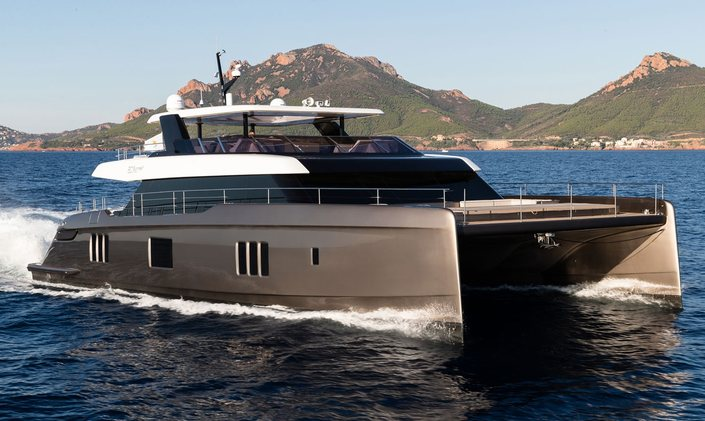 Sunreef power catamaran 'Otoctone 80' joins the charter fleet
