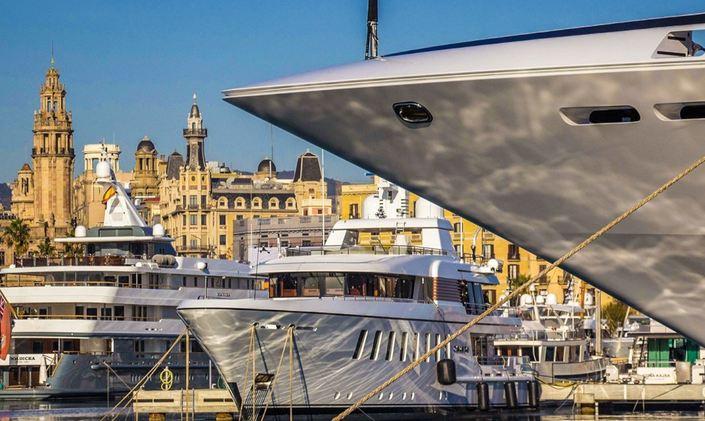 The Superyacht Show Barcelona