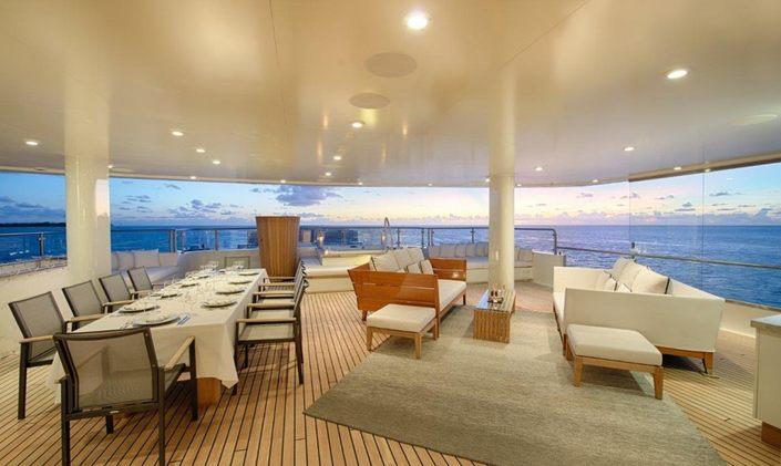 Escape to the Maldives aboard M/Y SENSES