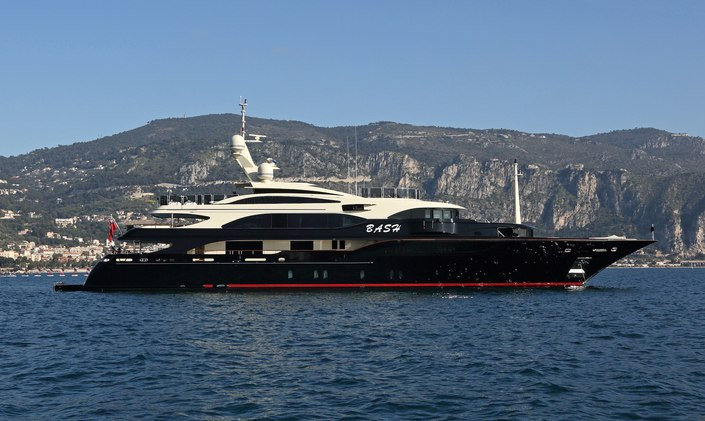 M/Y BASH opens 2020 dates for Caribbean yacht charter