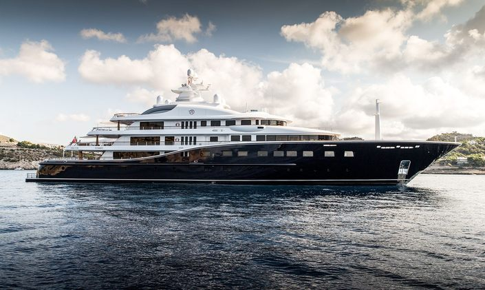 Charter Yachts Shine At ISS Design Awards 2017