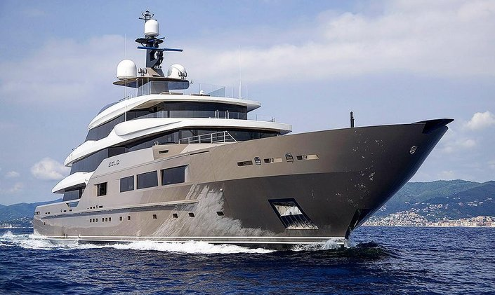 72m M/Y SOLO wins at 2018 World Yachts Trophies