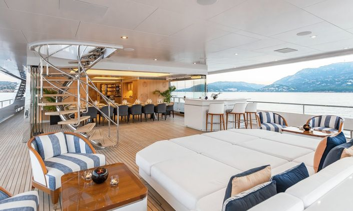 Mediterranean charter deal: M/Y JOY offers special rate