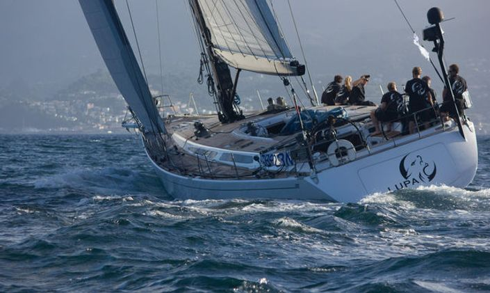 S/Y 'Lupa of London' wins Transatlantic Race